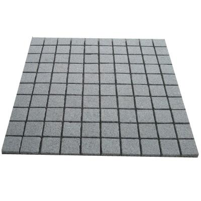 G603 Flamed Cobbles