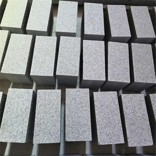 Light Grey Granite Curbstone